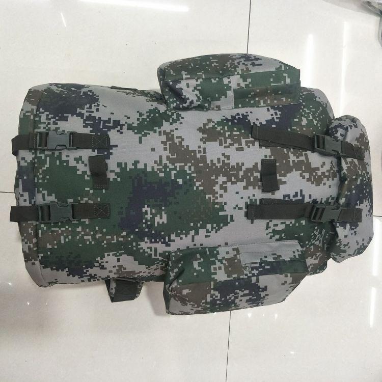 厂家批发超大容量07军用背囊户外丛林数码迷彩双肩背包携行具