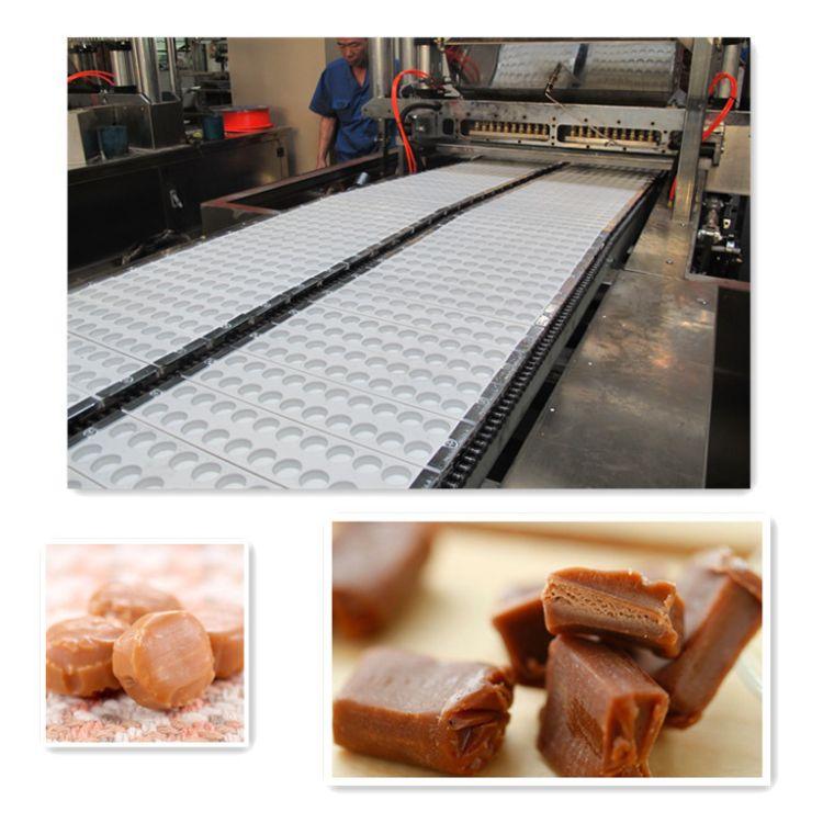 厂家直销全自动太妃糖生产设备 多功能全自动糖果生产线  糖果机