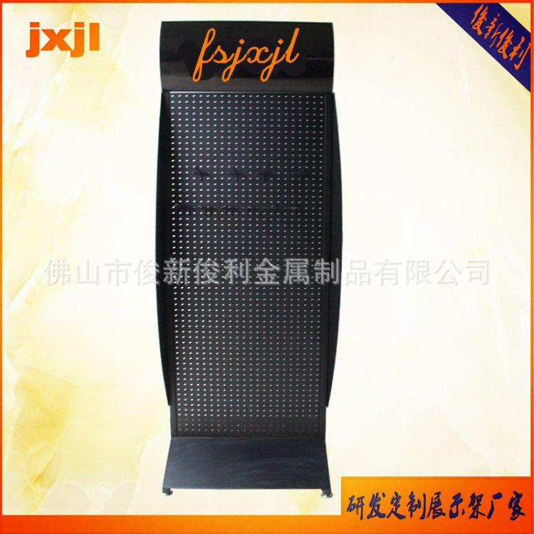 手机配件展示架 数码配件洞洞板展架 移动电源收展柜JXJL-3007