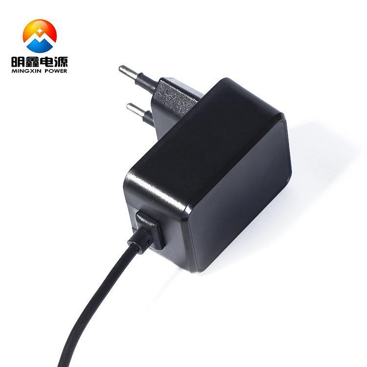 5V2.5A欧规电源适配器 5V2.5A充电器 CE GS 认证 60950 61558双标准