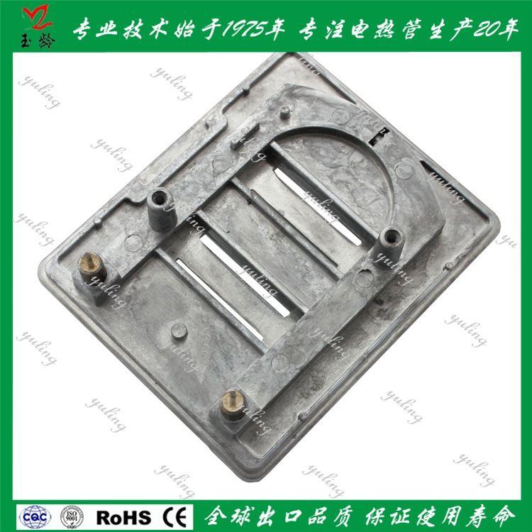 铝压铸发热体  铸铝加热器 铸铝发热盘