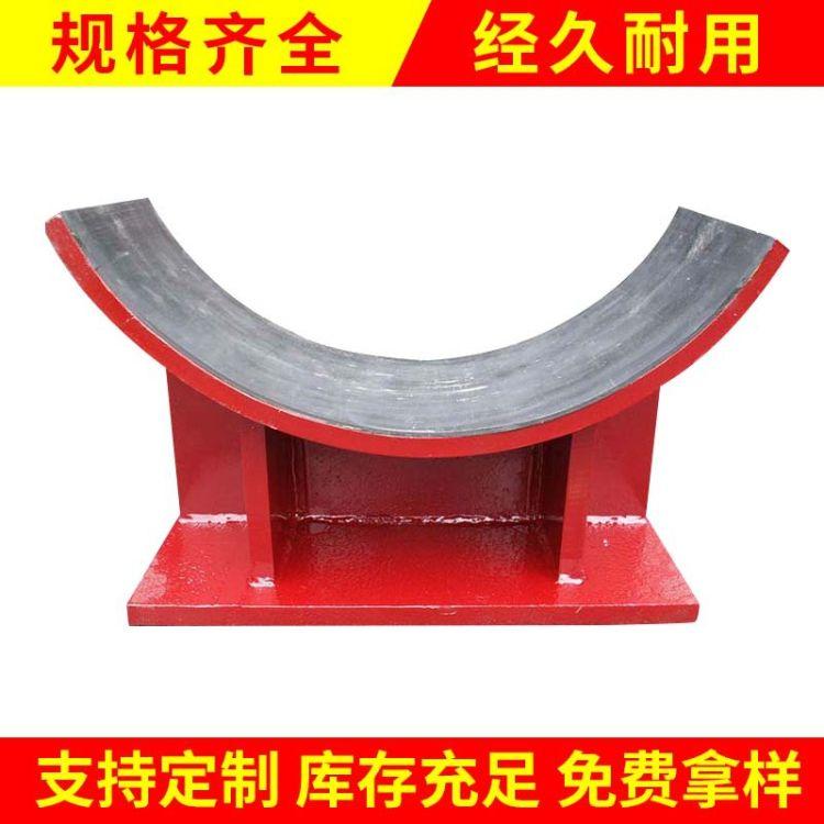 茂巨 定制导向管托 优质管道固定支座 管夹滑动支座管托