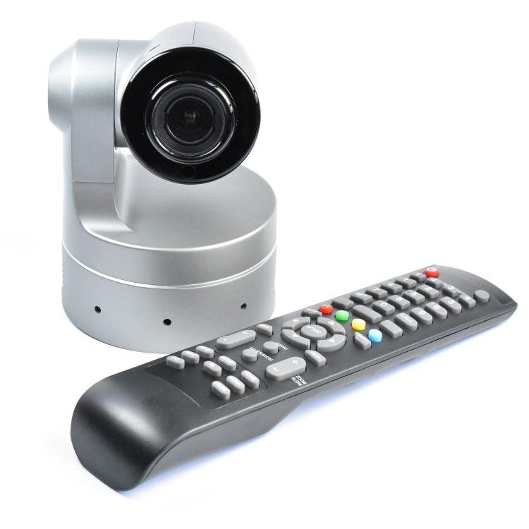 1080P高清云台200万像素小型视频会议定焦摄像头摄像机USB免驱
