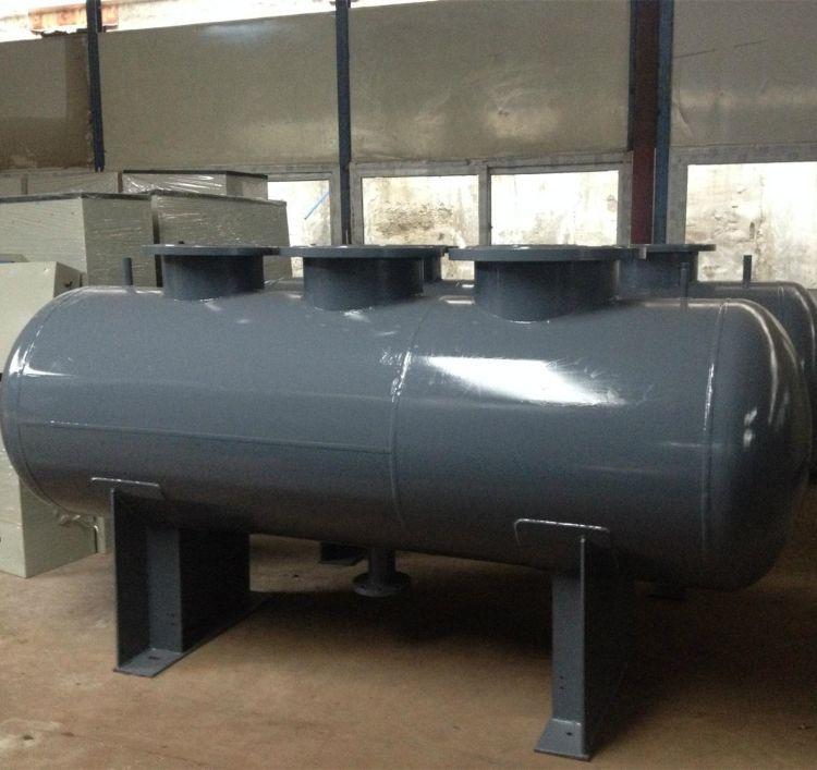 直销分集水器 空调集水器 集水器地暖 分集水器不锈钢