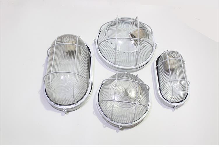 led防水灯防潮灯消防应急井道灯防雾灯应急照明防爆壁灯浴室工程