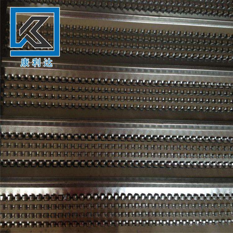 厂家直供 免拆模板有筋扩张收口网 混凝土收口网 量大价优可定制
