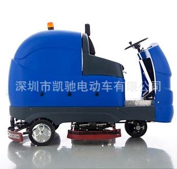 厂家供应驾驶式电动扫地车CAR-XD12 电动驾驶式扫地车