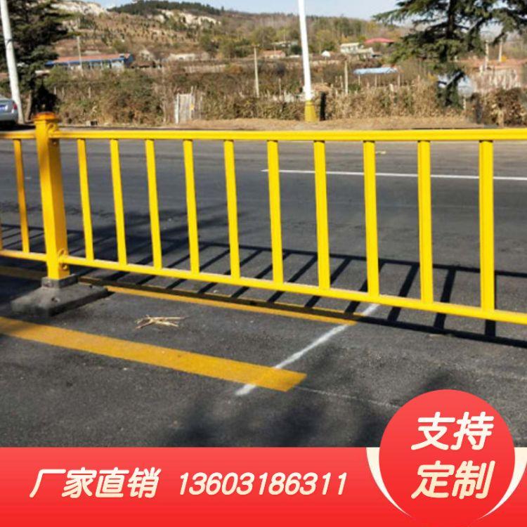 厂家直销市政中间隔离带道路护栏 锌钢市政交通防撞安全防护栏