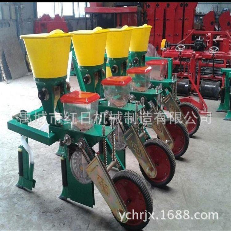 精密玉米播种机 生产厂家直供应优质玉米大豆播种机 厂家直销
