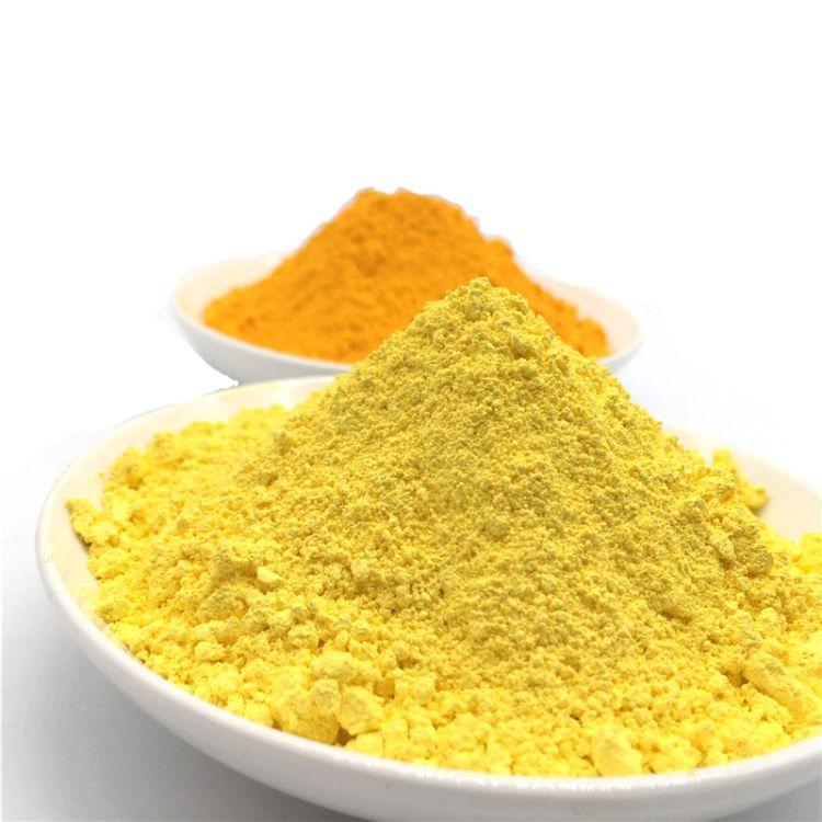 供应无机浅铬黄颜料 板材塑料专用铬黄 25公斤包装浅铬黄