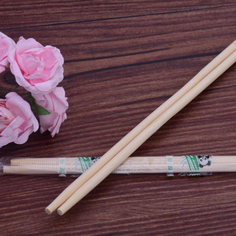 天天竹筷 一次性筷子 一次性竹筷 外卖打包筷子可定制logo