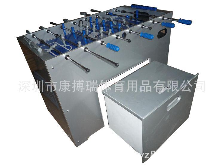 供应抽屉式足球机 厂家定制银色115*61*78CM冰柜式足球机