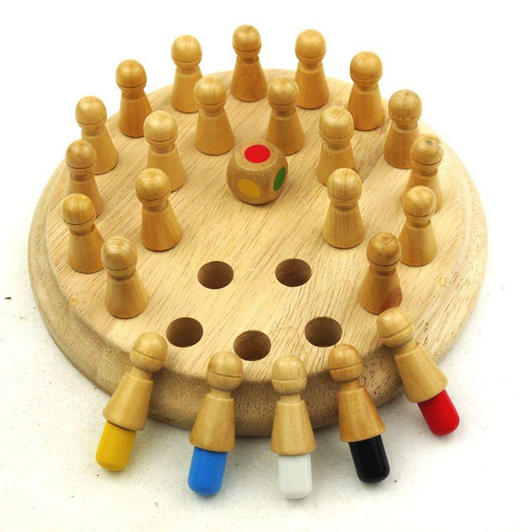儿童桌游锻炼记忆力 成人益智玩具 棋类游戏之记忆棋桌面棋牌