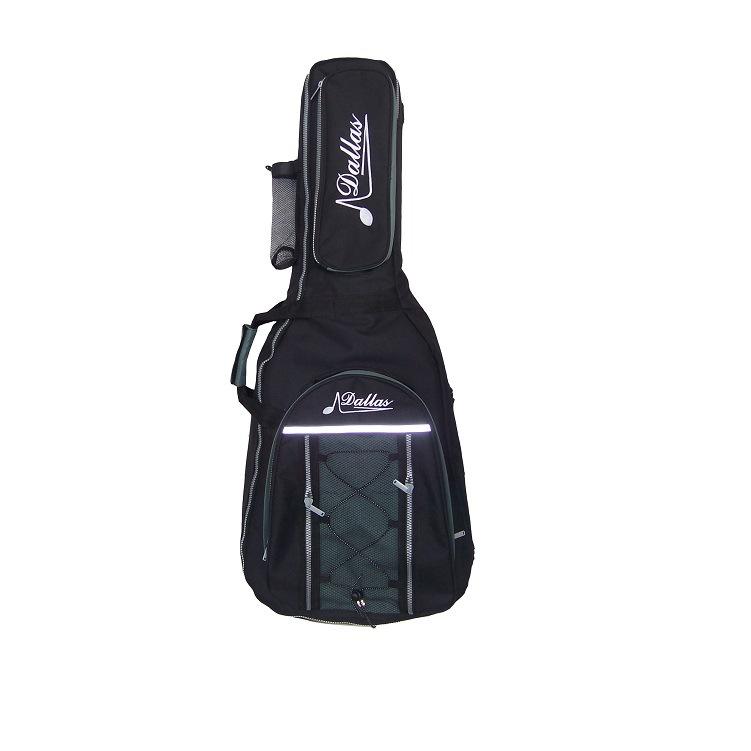 达利斯批发各种吉他包  加厚海绵 前面口袋可拆  双肩背