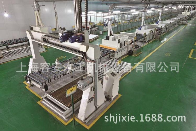 上海涂装生产线一体机 保温装饰一体板 UV涂装一体机成套设备