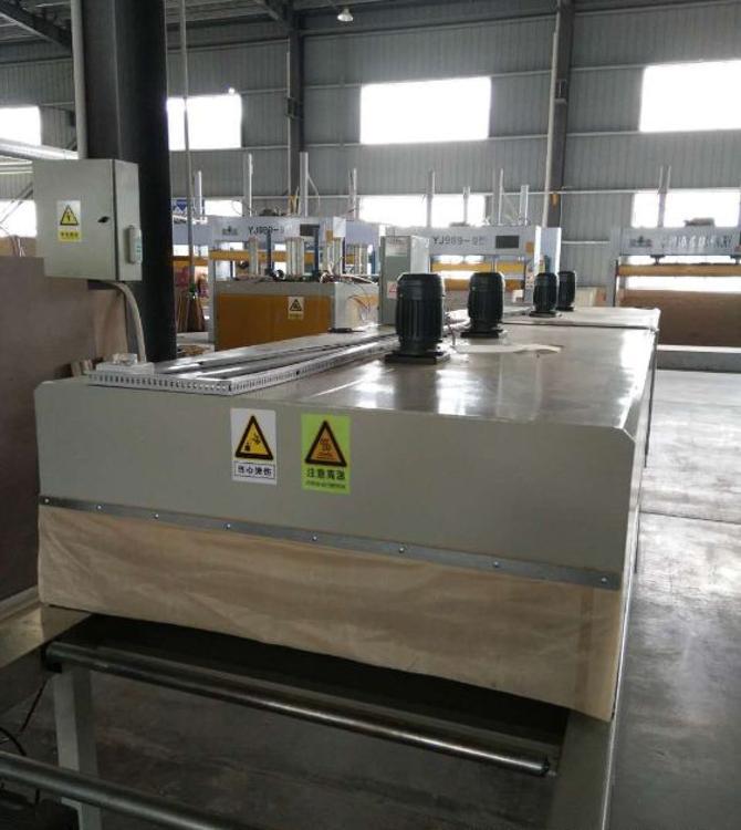 隧道炉 变压器红外线隧道炉 多功能涂料流水线手动喷砂机