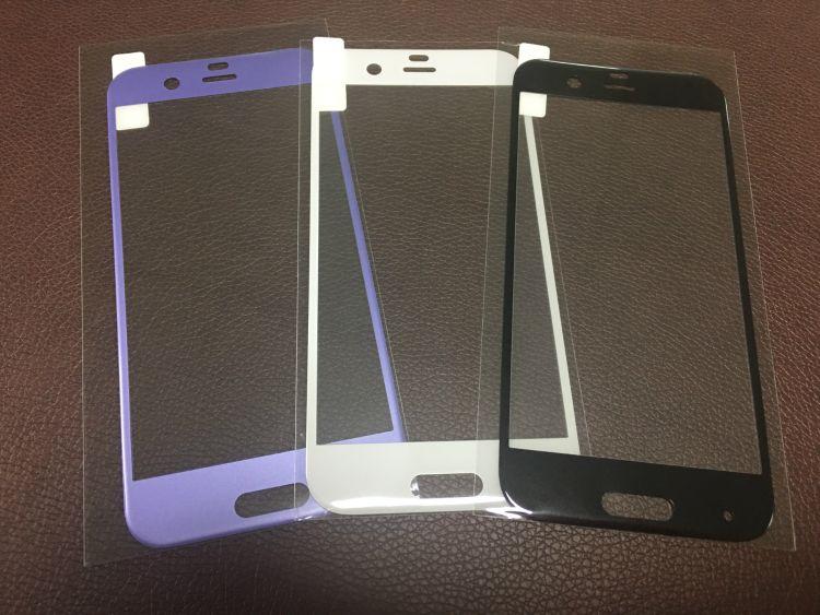 AQUOS R/SH03j高品质碳素软边钢化膜 3D碳纤维全屏软边全胶玻璃膜