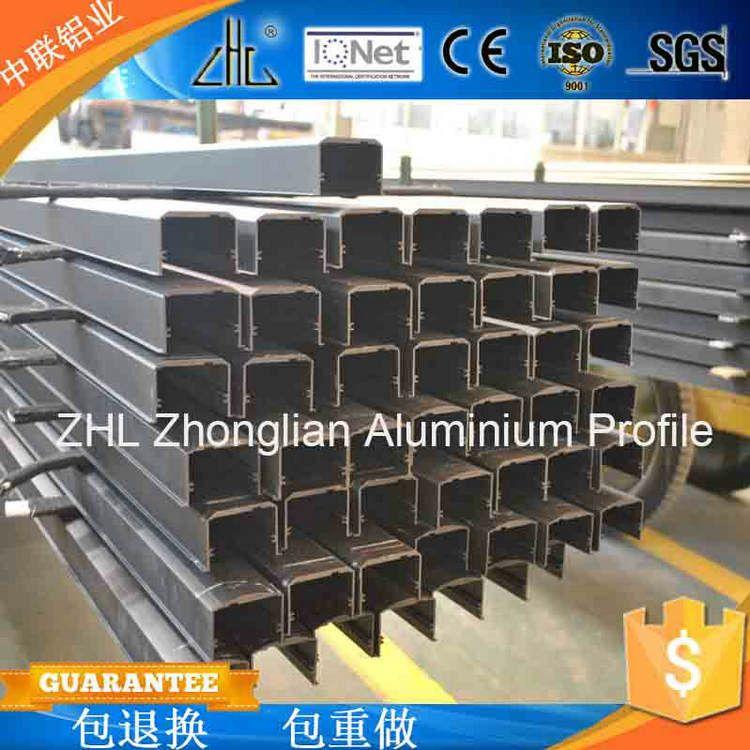 环保标准铝材 太阳能边框铝合金型材 五金制品