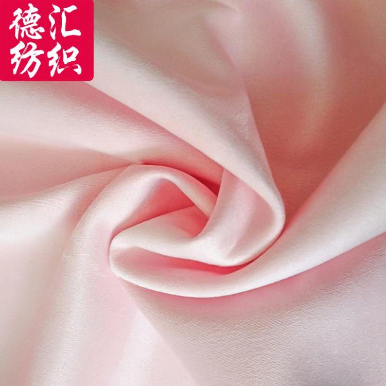 热销复合空气层各色纬编麂皮绒 优质全涤海岛丝麂皮绒布料供应
