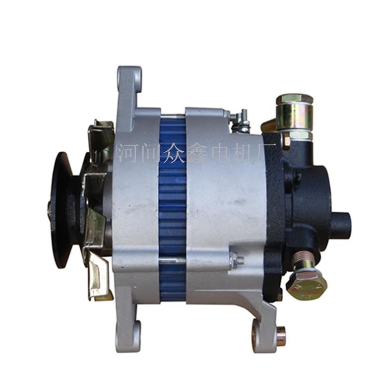 厂家直销 杨柴495 4102 无刷发电机 带泵系列