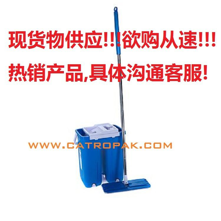 in and out mop 自动清洗干燥拖把 飓风360拖把