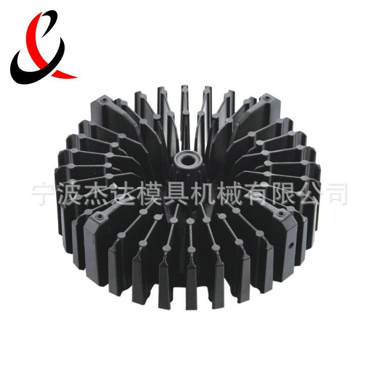 宁波铝压铸 供应铝合金压铸件 灯具外壳铝压铸灯具配件加工厂家