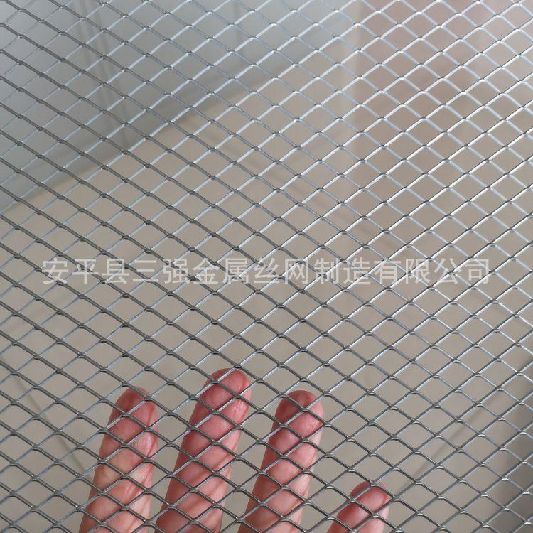 家具置物架用菱形金属板网/商品置物架菱形铁/菱形网货架