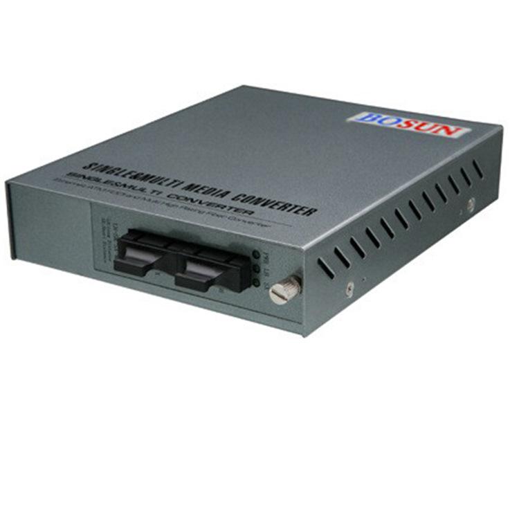 防水单纤|双纤收发器、支持半双工|数据缓冲接受器、20KM收发器