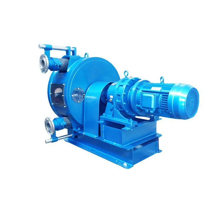 上海乡源电解废渣软管泵专业制造价格优惠品质服务规格齐全安全可靠盾构机注浆软泵
