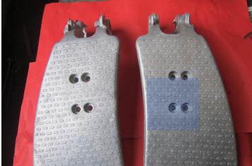 儿童踏踏车铝踏板配件       压铸模具  压铸   钻孔  攻丝加工