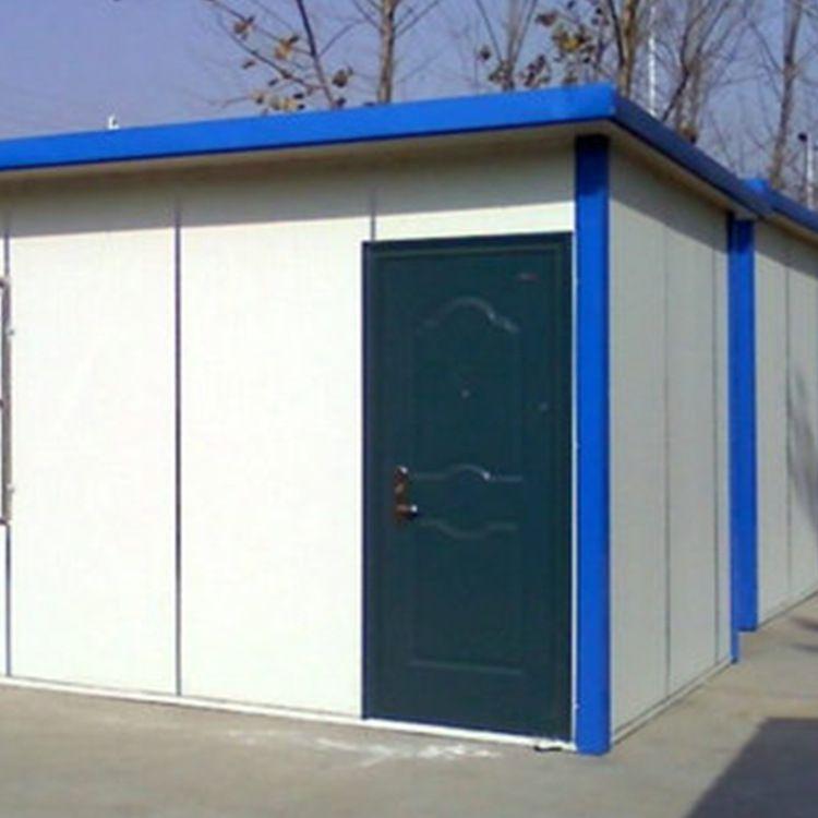 豪华活动房集装箱大量生产可批发豪华活动房集装箱外墙烤漆板