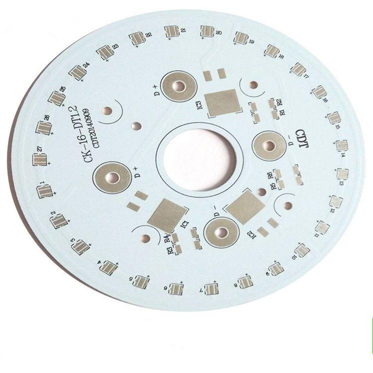 深圳宝安PCB线路板厂直销 大功率LED高散热铁基板批量生产