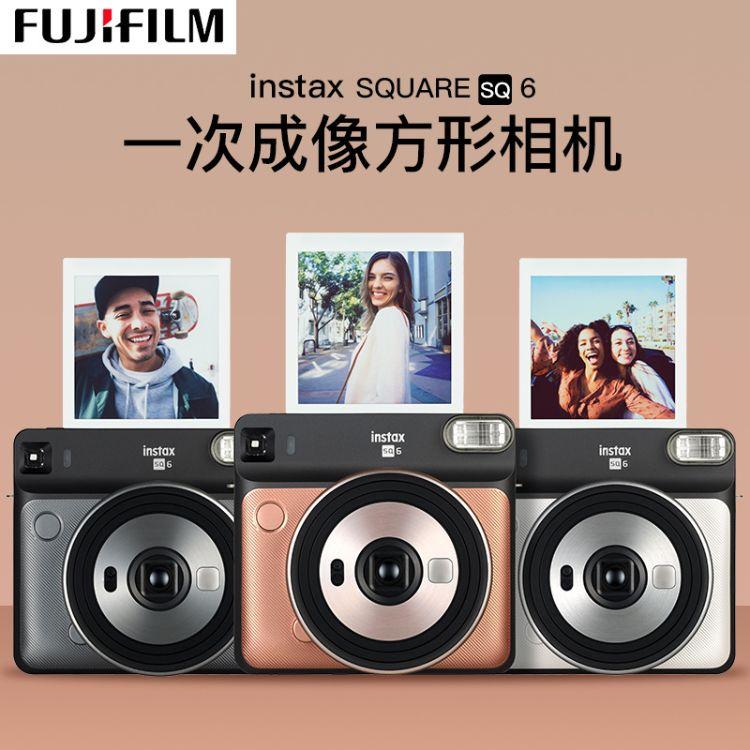instax SQUARE SQ6一次成像方形相机立拍立得sq6