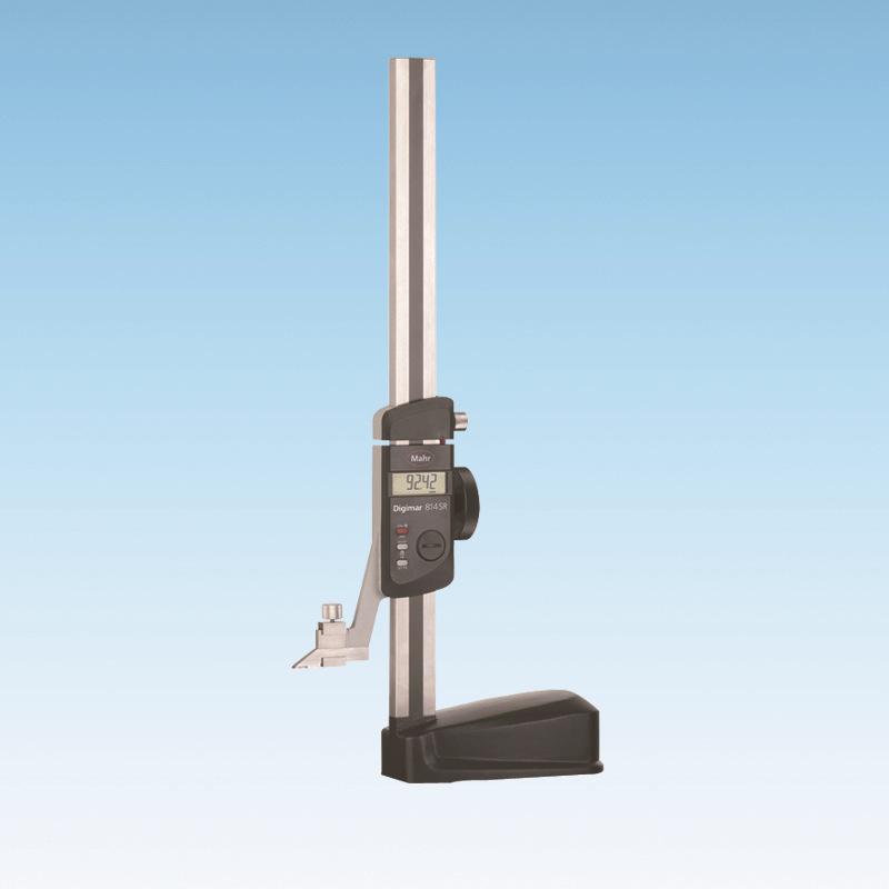 德国马尔Digimar 814 SR高度测量划线仪 测高仪 高度规正品设备