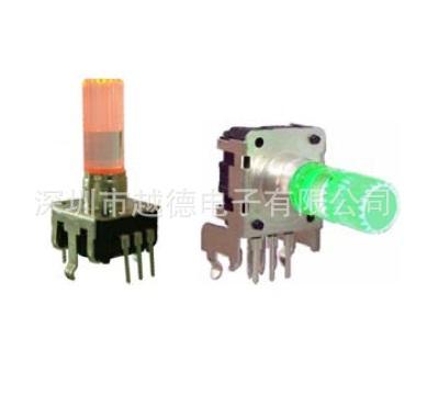 带LED编码器,柄发光编码器,编码器