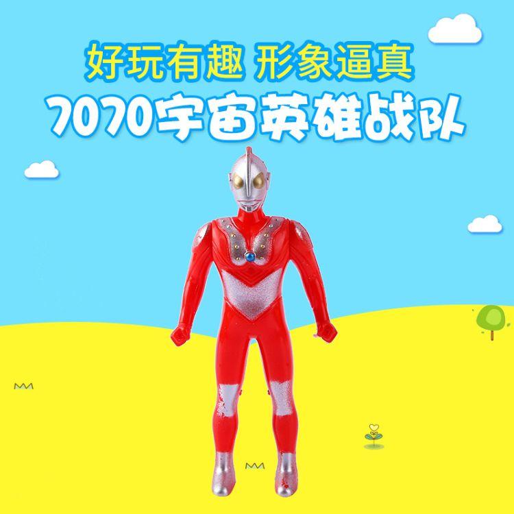 供应 盒装套装儿童 14岁以下其它玩具玩具机器人模型奥特曼