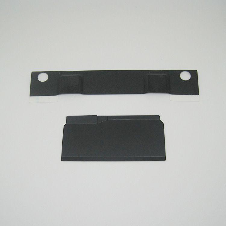 热压凸包成型 加工定制黑色pc绝缘片热压凸包成型电机变压器