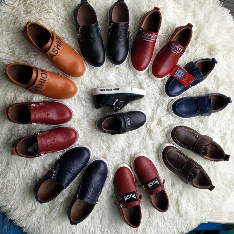 外贸地摊处理批发2到10元模式男女童鞋皮鞋小白鞋运动鞋厂家直销