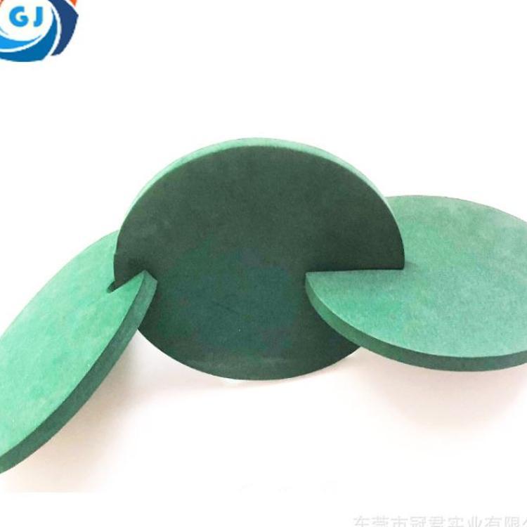 厂家订做彩色EVA脚垫 绿色EVA泡棉垫 减震缓冲胶垫冠君