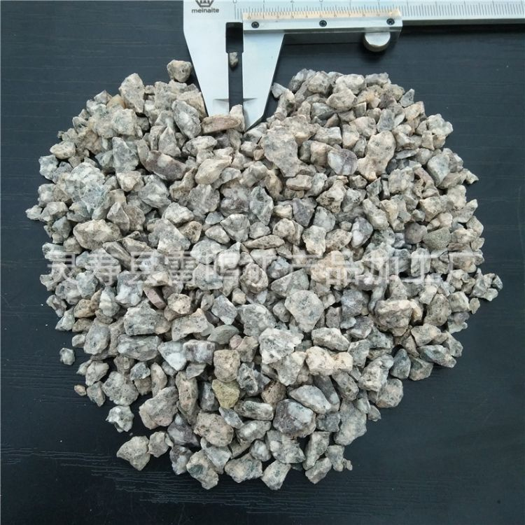 水处理净水滤料麦饭石饲料添加麦饭石粉