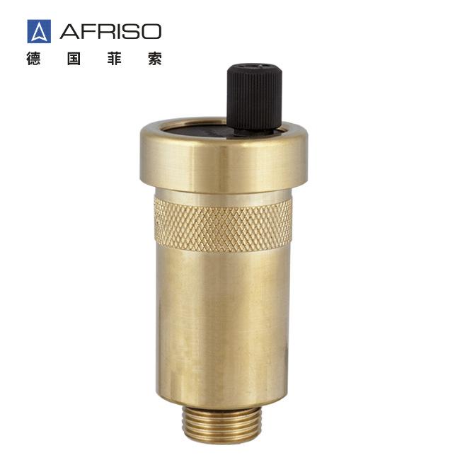 AFRISO德国菲索铜排气阀ASM不带止回阀