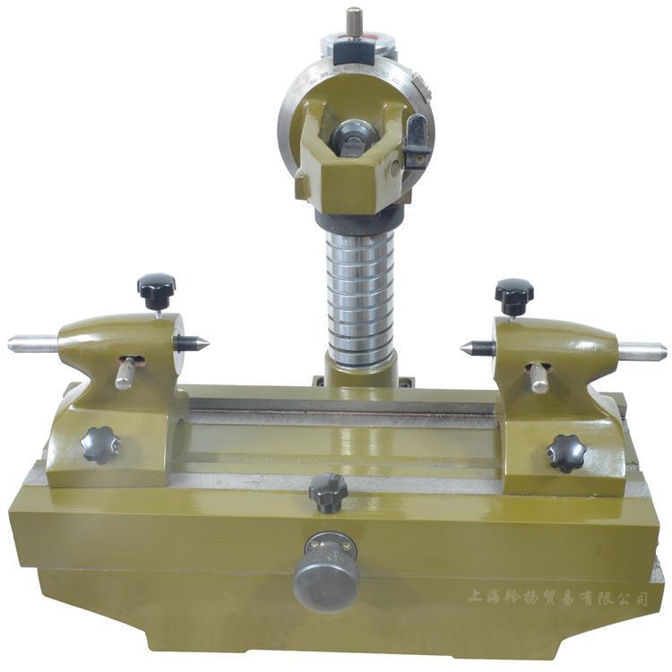 齿轮跳动检查仪 6级或以下精度0.3至6小模数齿圈径向端面齿轮跳动检查仪测量仪 上海羚扬