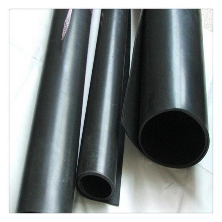 河北景县橡胶-工业用橡胶板耐磨酸碱胶板耐油耐温胶1000mm规格全