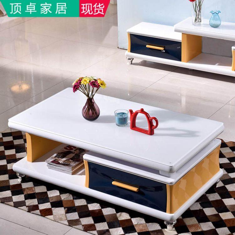 成都廠家直銷茶幾電視柜組合簡約現代小戶型客廳可伸縮茶幾電視柜