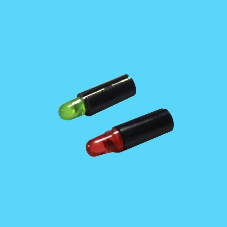 厂家直销RCS LED间隔柱发光二极管灯柱双坑间隔柱环保隔离垫高柱