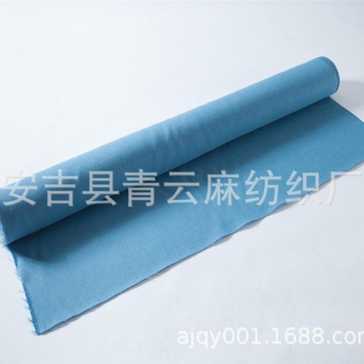 【厂家直销】可定做各种颜色优质麻布 60# 特密麻 覆膜黄麻