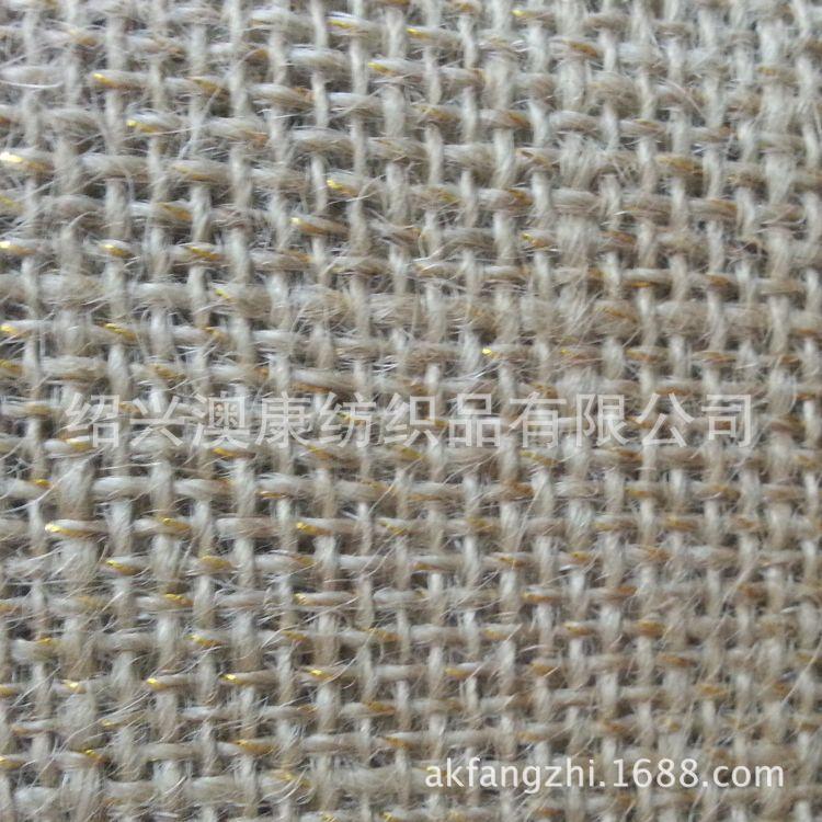 厂家直销 35*35 纯天然优质黄麻 粗麻布 工艺品面料 现货供应