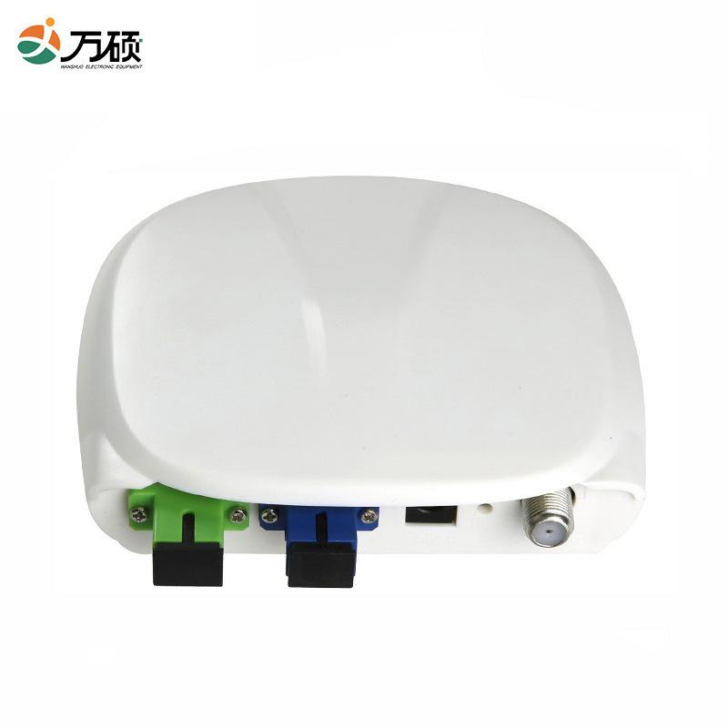 CATV光纤入户接收机 实现三网合一 FTTH 内置WDM 家用型接收机