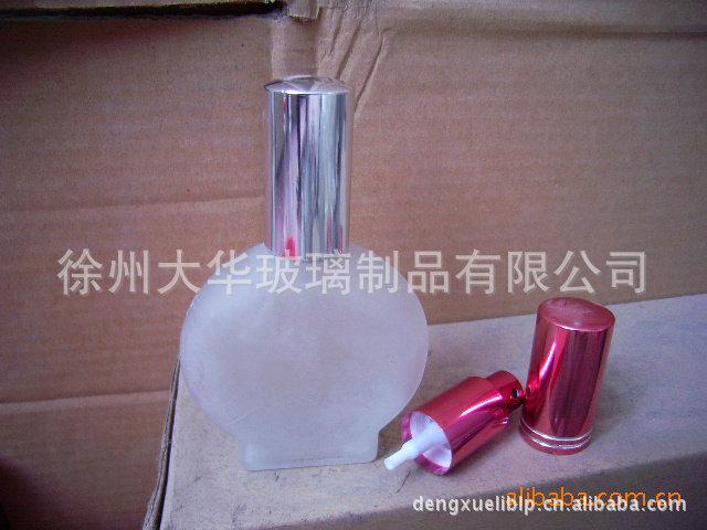 大华 生产销售各种规格高白料香水瓶配套瓶盖批发