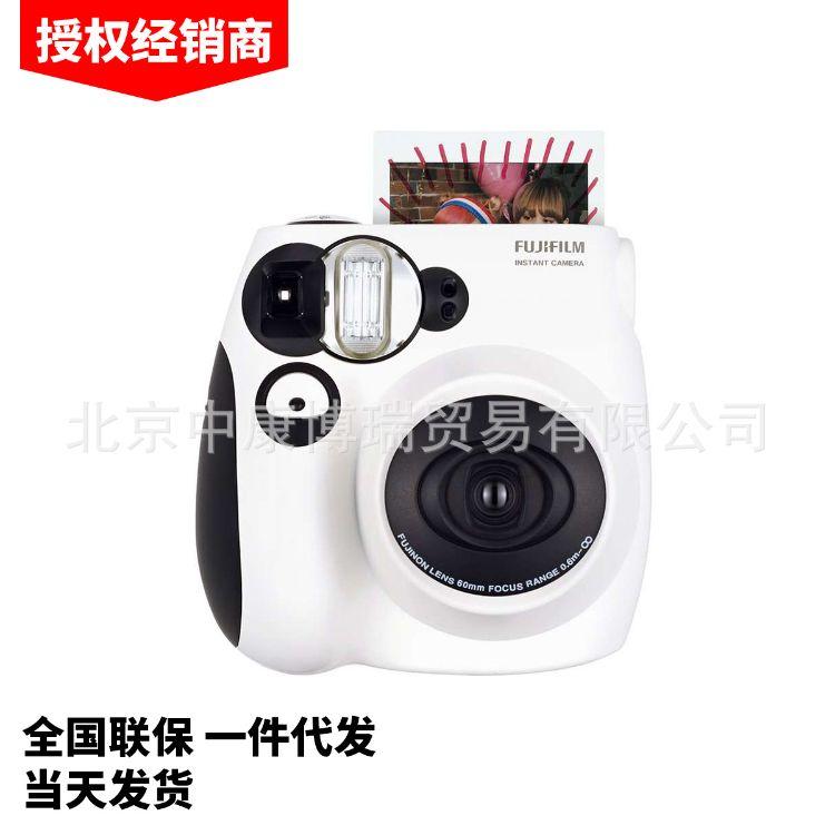 fujifilm富士拍立得mini7s熊猫一次成像相机lomo相机cheky